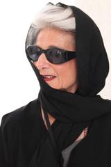 femme en abaya
