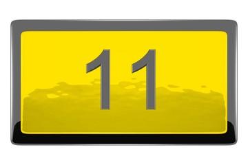 Nombre 11.09