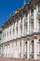 Hermitage museum in Saint Petersburg