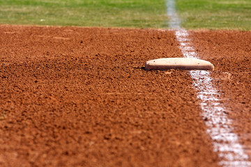 Baseball First Base