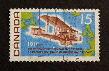 CANADA - CIRCA 1980: Stamp printed in Canada