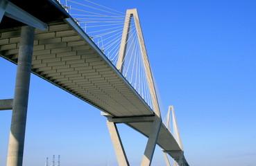 Arthur Ravenel jr. Bridge o Charleston o South Carolina