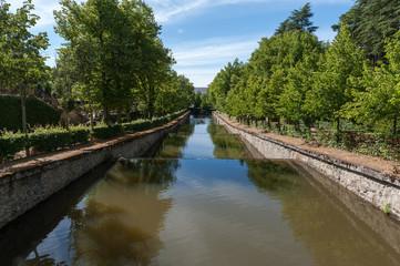 La Granja canal
