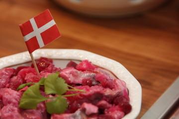 Dänischer Fischsalat - Dansk fish salad