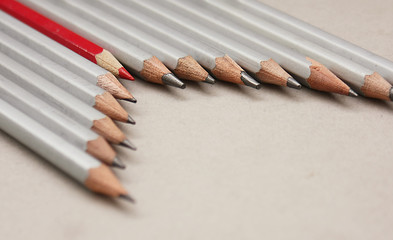 Pencils row