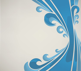 abstract vector background for your text