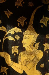 Gold Engraving - Traditional Thai Art
