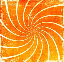 Bright abstract swirl background