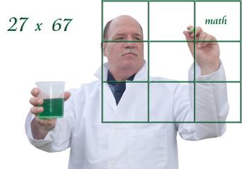 Green Math Chart