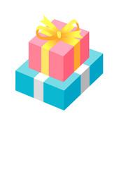 Vector Icon gift box