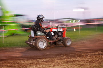 motorsport racer