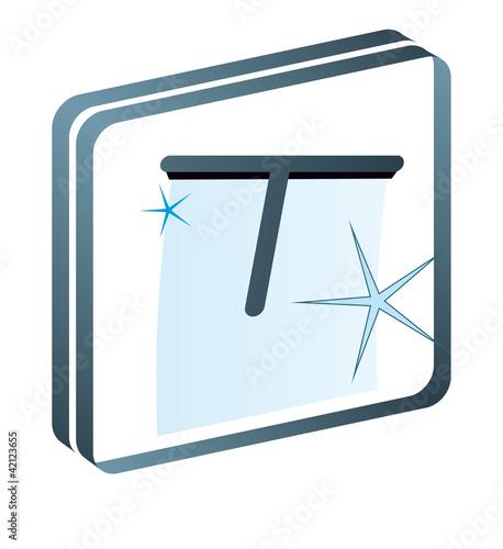 glasreinigung fenster putzen geb udereiniger piktogramm stockfotos und lizenzfreie vektoren. Black Bedroom Furniture Sets. Home Design Ideas