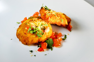Indian fried savoury