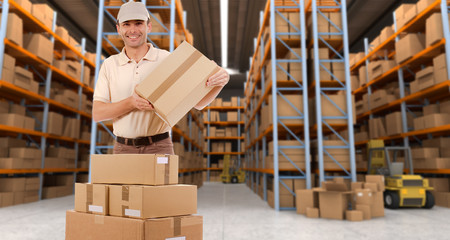 warehouse delivery c