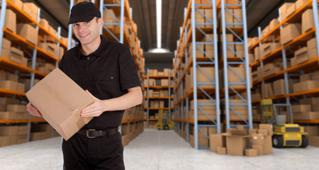 warehouse delivery a