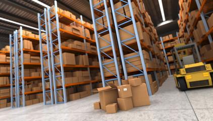 Warehouse scenes  b