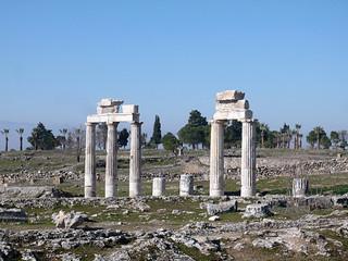 Ausgrabungen Hierapolis