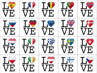 love europe