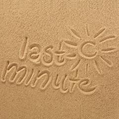 last minute and sun