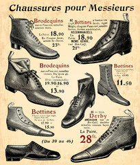 Wall Mural - Chaussures pour Messieurs