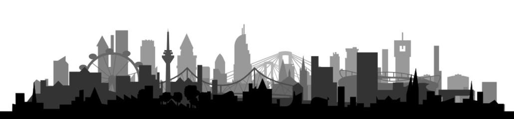 Metropole Skyline