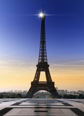 Tour Eiffel Trocadéro