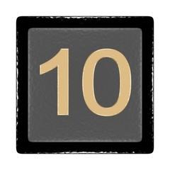 Nombre 10.13