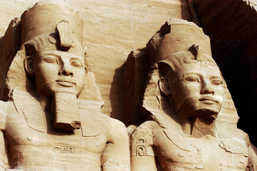 Printed roller blinds Egypt The Great Temple of Abu Simbel