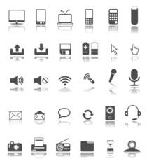 Media Symbols