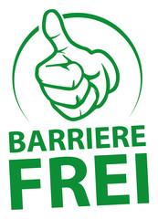 barrierefrei