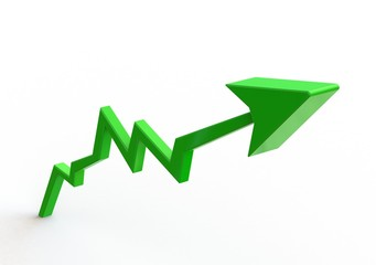 Green Growth Arrow