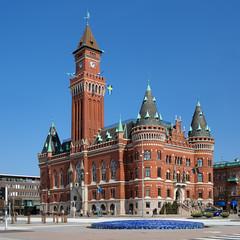 City Hall in Helsingborg, Sweden