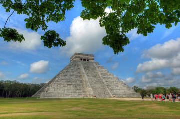 Chitzen Itza Maya Ruins
