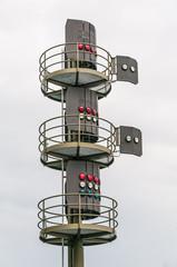 Signalanlage Nord-Ostsee-Kanal