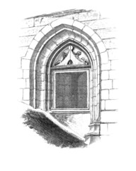 Architecture : Window - 15th century