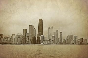 Chicago - Vintage Design