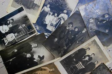 vieilles photographies.