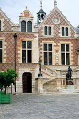 mansion Groslo in Orleans, France