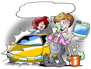 Car Wash Nano protection