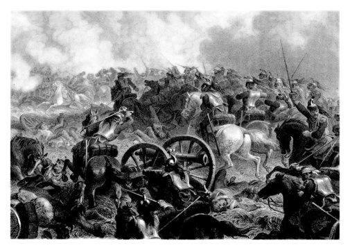 Napoleonian Battle - begining19th century