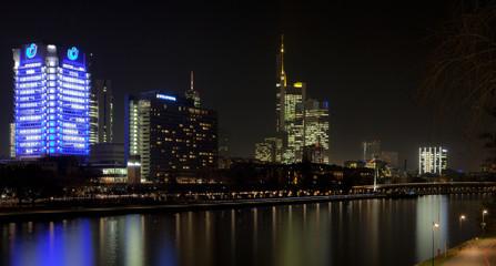 Nacht in Frankfurt am Main