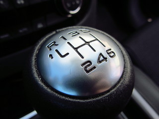 automobile stick
