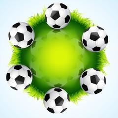 stylish vector football