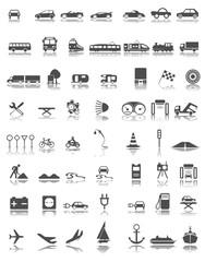 Iconset Traffic