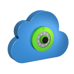 Cloud Zahlenschloss 1