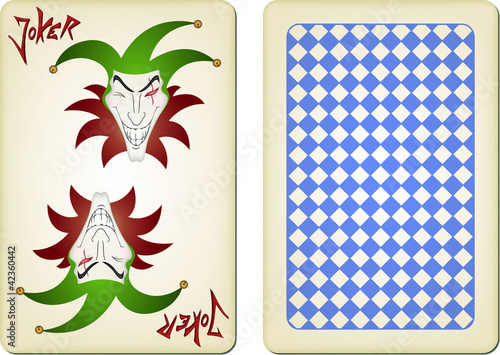 joker spielkarte