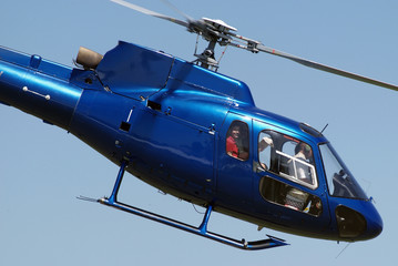 Hélicopter Ecureuil AS 350