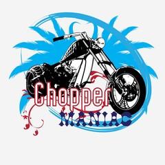 Chooper maniac T-shirt