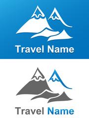 Berge - Logo