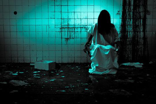 Horror or Scary Scene
